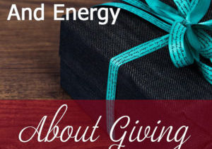 devotions-09-giving-of-your-time-energy